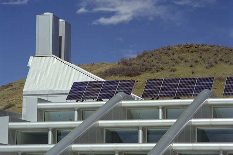 Energy And Water Efficiency On Campus Nrel