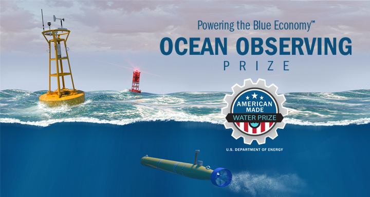 Powering the Blue Economy: Ocean Observing Prize