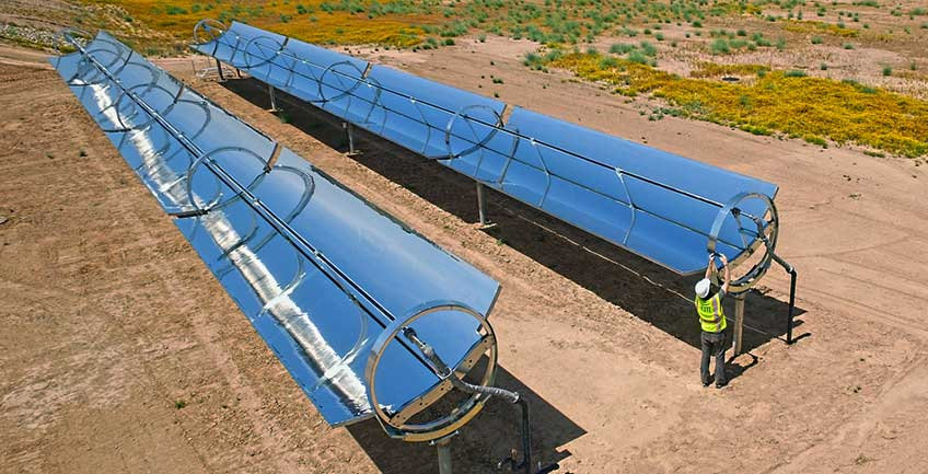 Superb Concentrated Solar Heat Concentrating Solar Power Nrel Pdpeps Interior Chair Design Pdpepsorg