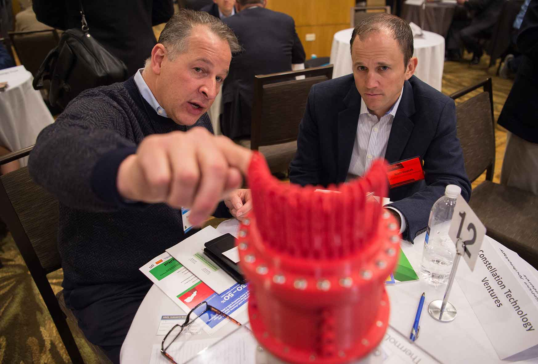 Industry Growth Forum Goes Swimmingly for Cleantech Innovators