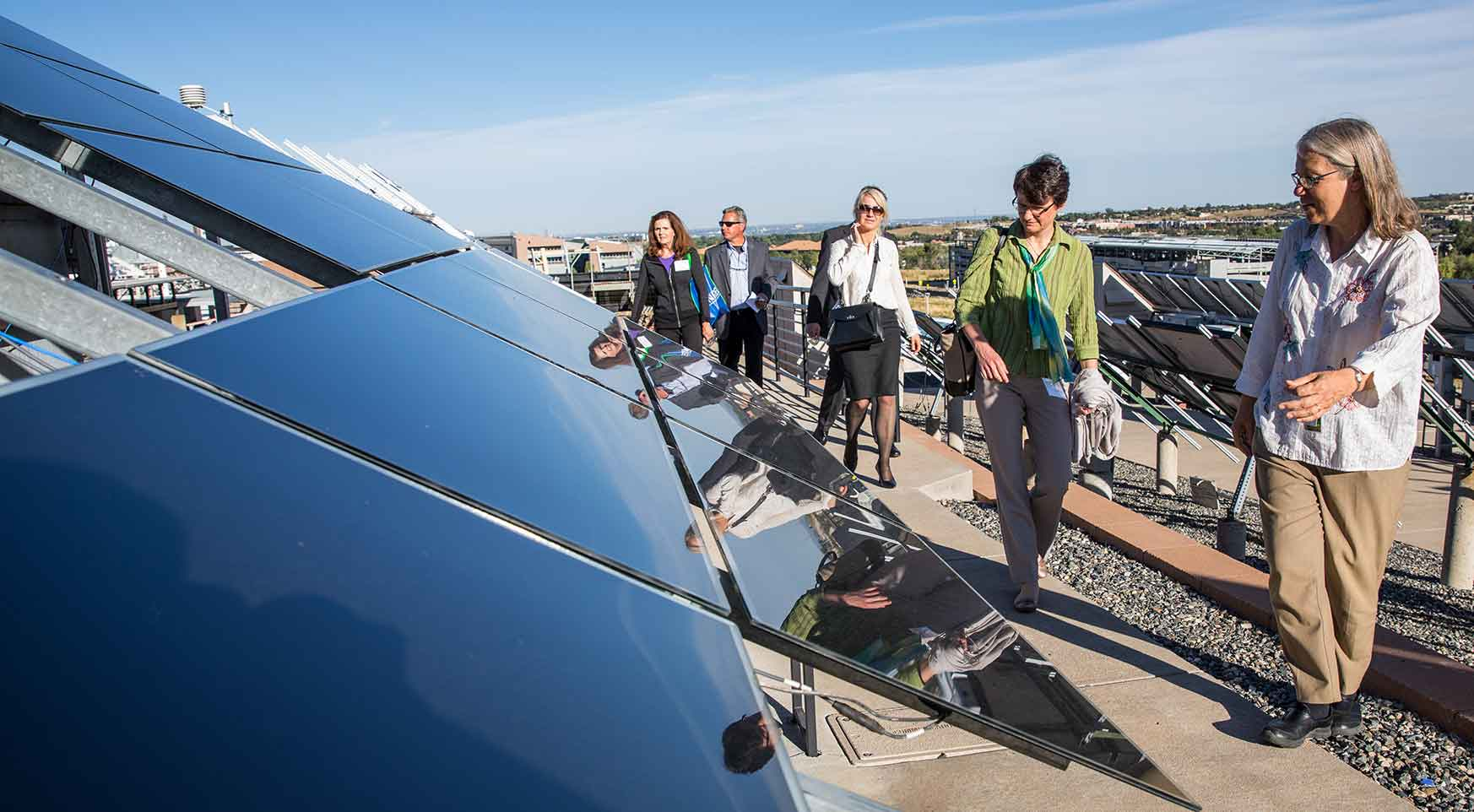 NREL and Partners Highlight Collaboration and Explore Future During Partner Week