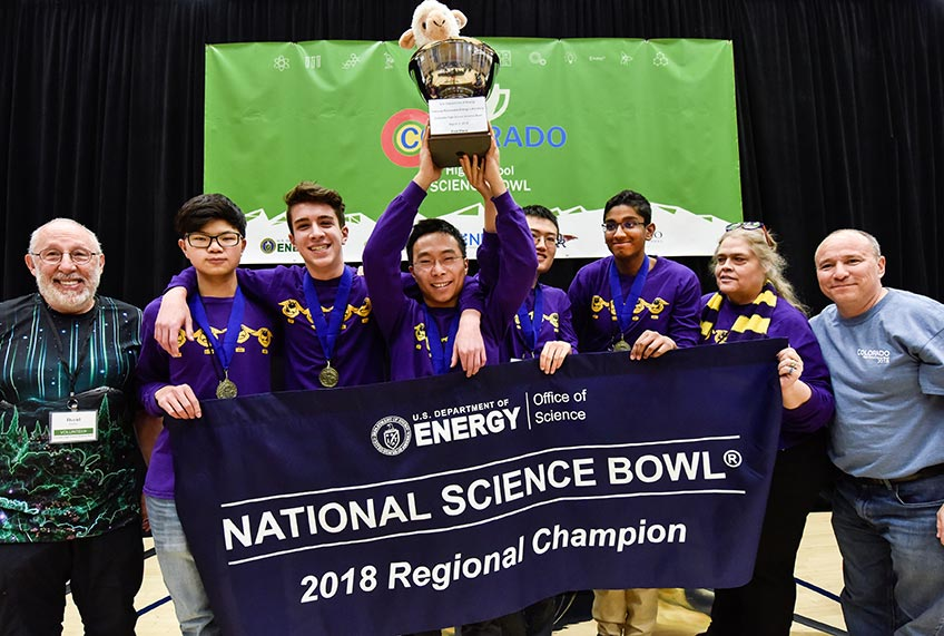 Return of the Lambkins: Practice Makes Perfect at Colorado Science Bowl