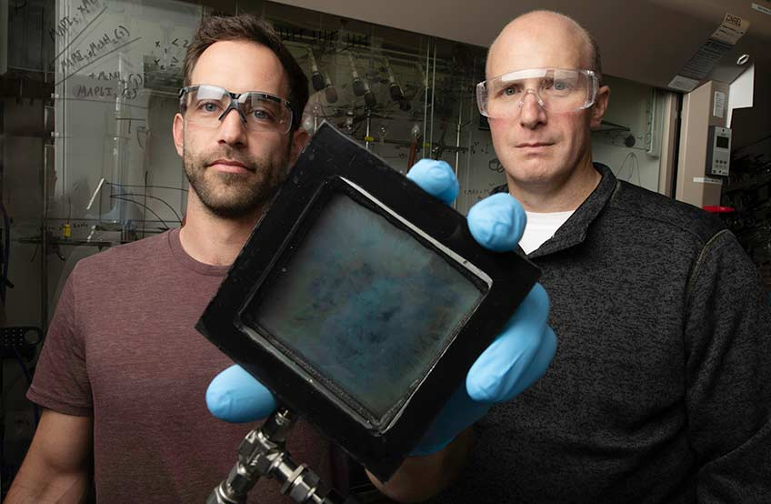NREL Research Proves Switchable Solar Window Works, Now Focus Moves to Making it Work Better