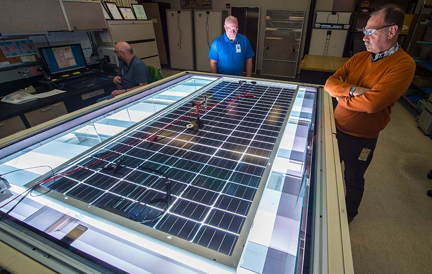 Little Uncertainty Remains at NREL, Thanks to Improvements in PV Performance Measurement