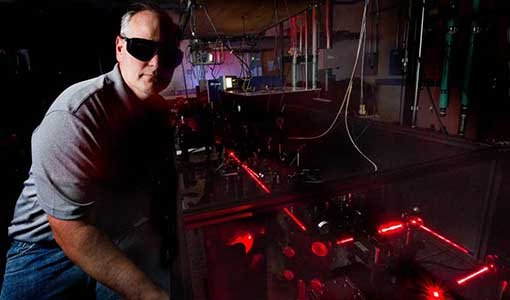Matt Beard: New Senior Research Fellow Helps Make Quantum Leap in Solar Energy