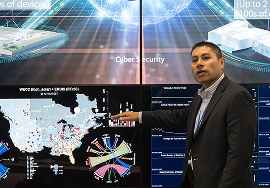 All Hands on Deck: Expanding NREL's Portfolio in Cybersecurity