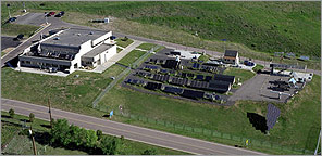 Photo of NREL's Outdoor Test Facility