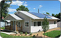 Net-Zero Energy Home Generating an Energy Surplus