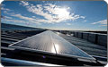 Solar System Tops Off Efficient NREL Building