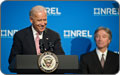 Biden Says U.S. Will Lead Energy Revolution