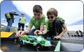 Solar and Hydrogen Car Races Spark Imaginations