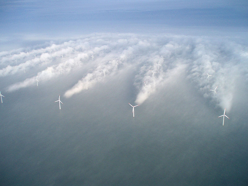 16,000 Additional Wind Turbines Required to Power British Electric