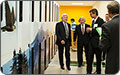 Energy Secretary Dedicates ESIF at NREL