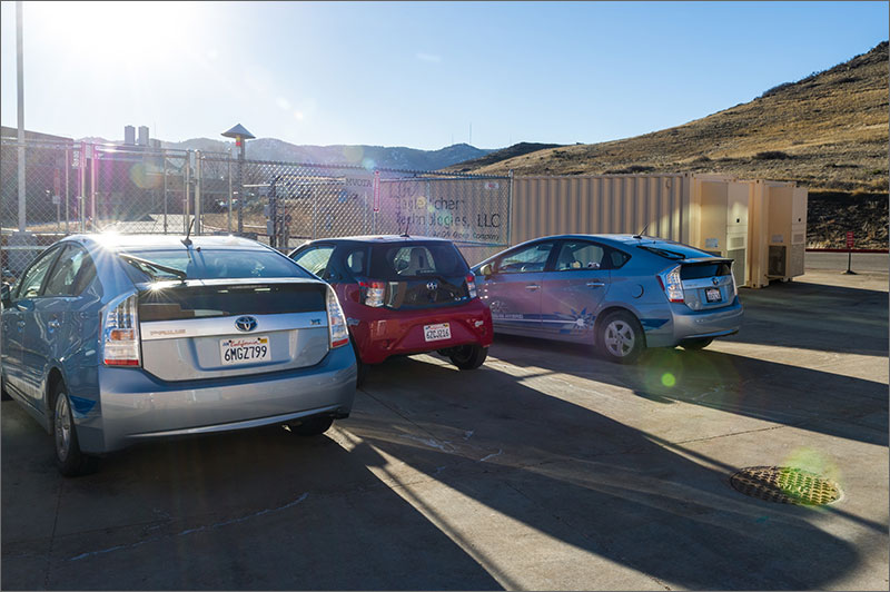 Battery Second Use Offsets Electric Vehicle Expenses