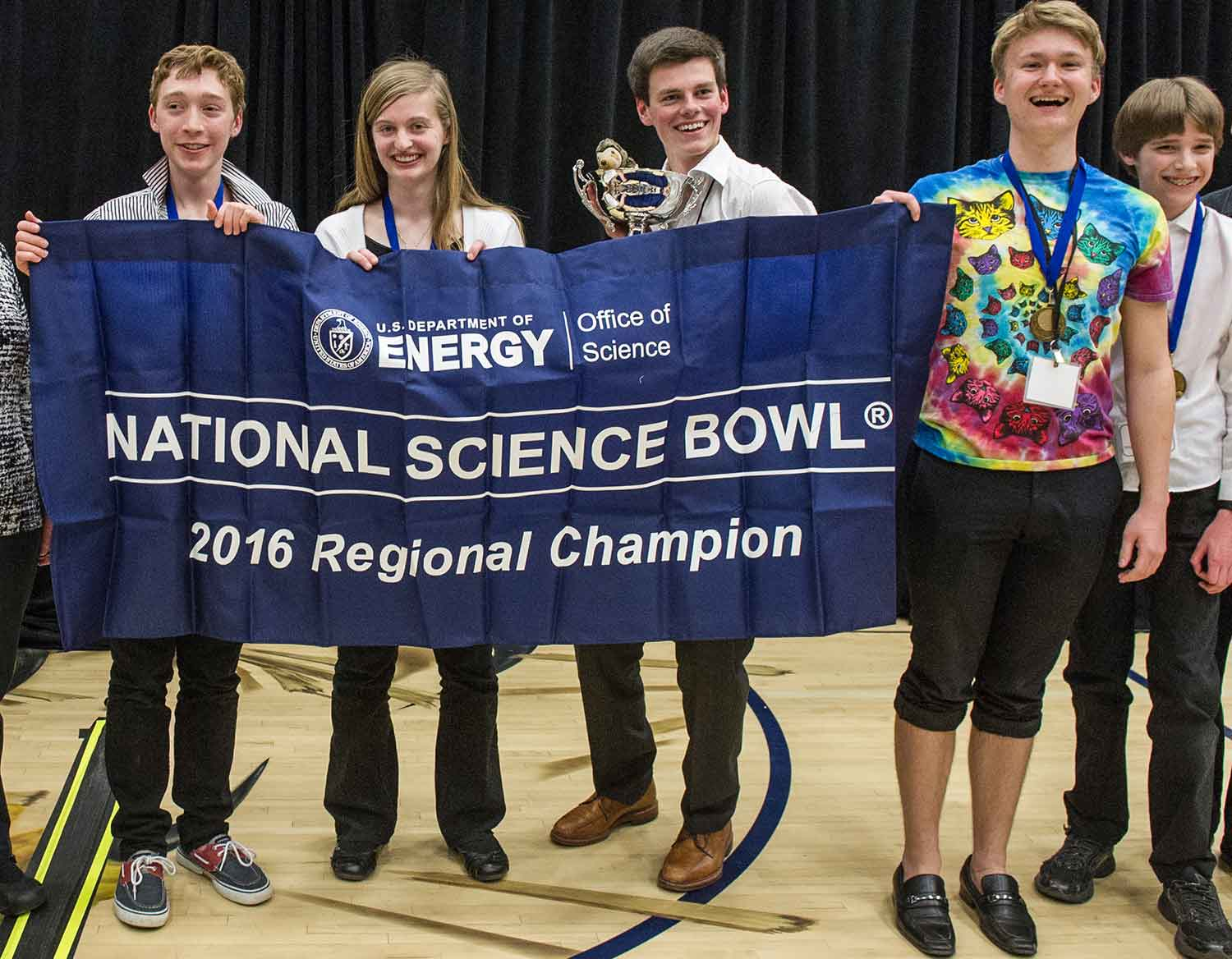 Colorado School Earns Return Trip to National Science Bowl