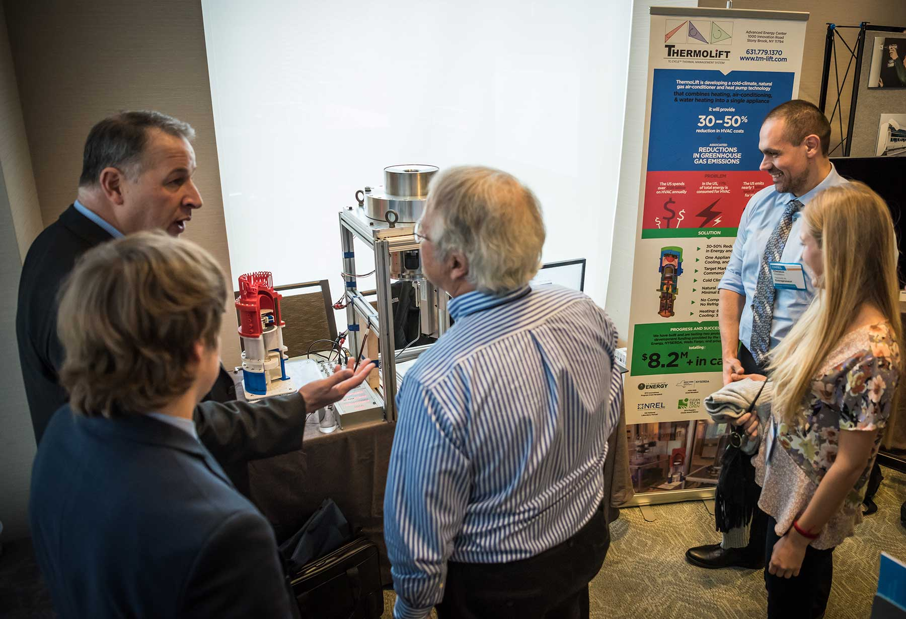 NREL Innovation Showcase Helps Move Start-ups Closer to Market