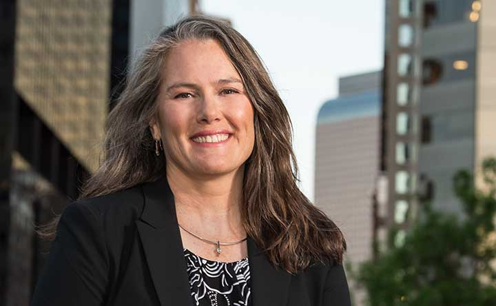 News Release: Leading the Charge to Build a New Energy Future, NREL's Sheila Hayter Named President of ASHRAE