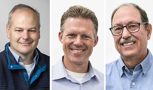 News Release: NREL Appoints Three Scientists as Senior Research Fellows