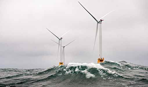 News Release: NREL Selected for Series of Offshore Wind Turbine Research Projects