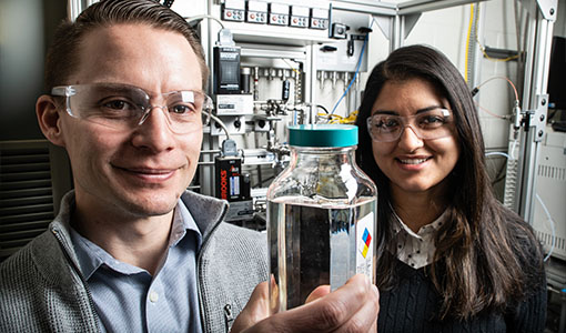 News Release: NREL, Co-Optima Research Yields Potential Bioblendstock for Diesel Fuel