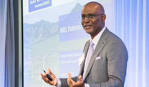 News Release: Scientific Organization AAAS Names NREL's Green a Fellow
