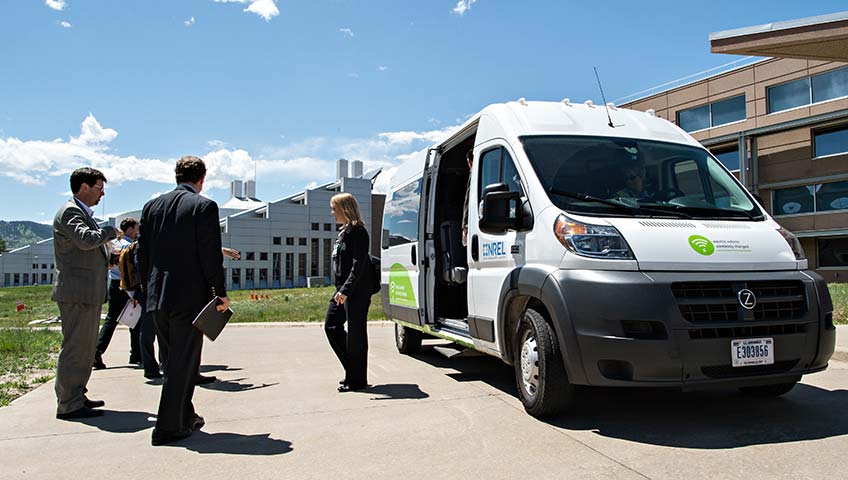 NREL, DOE, and U.S. Automakers Join Together to Transform Mobility Future