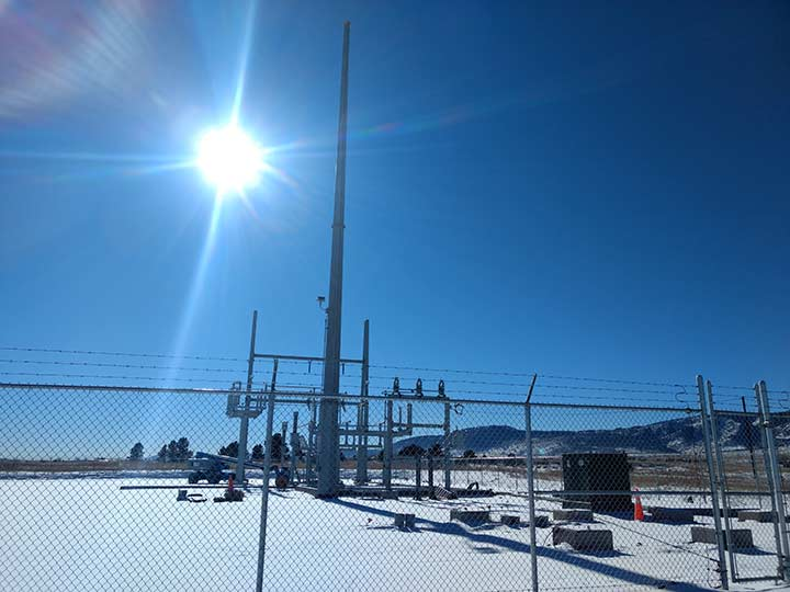 New Substation Will Double Generating Capacity at National Wind Technology Center