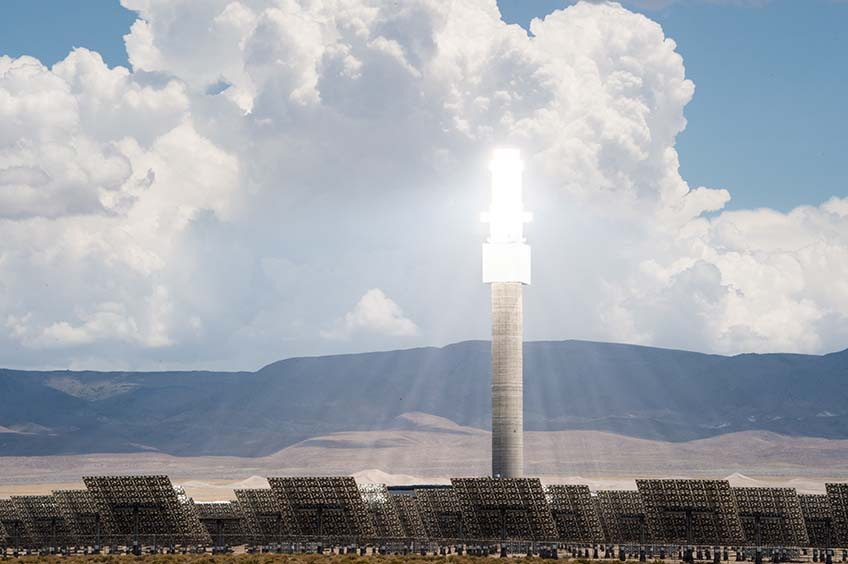 Concentrating Solar Power's Role Could Grow if 2030 Cost Targets Realized