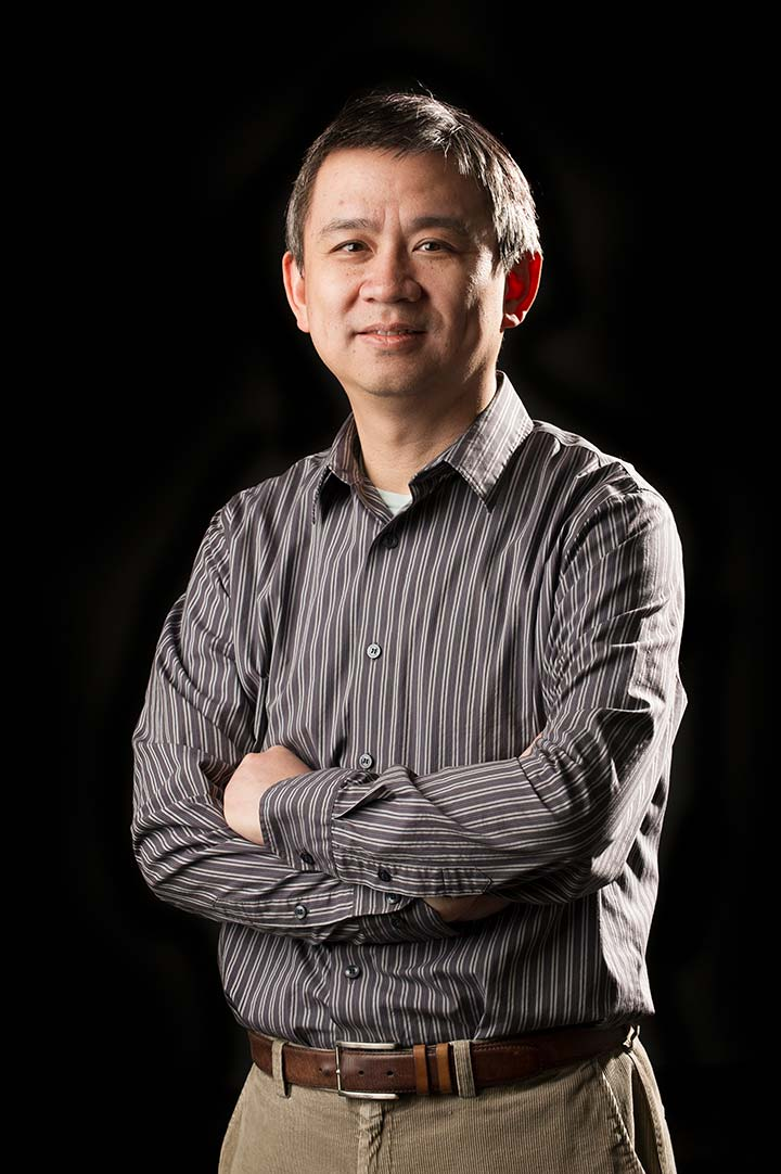 Photo of Kai Zhu