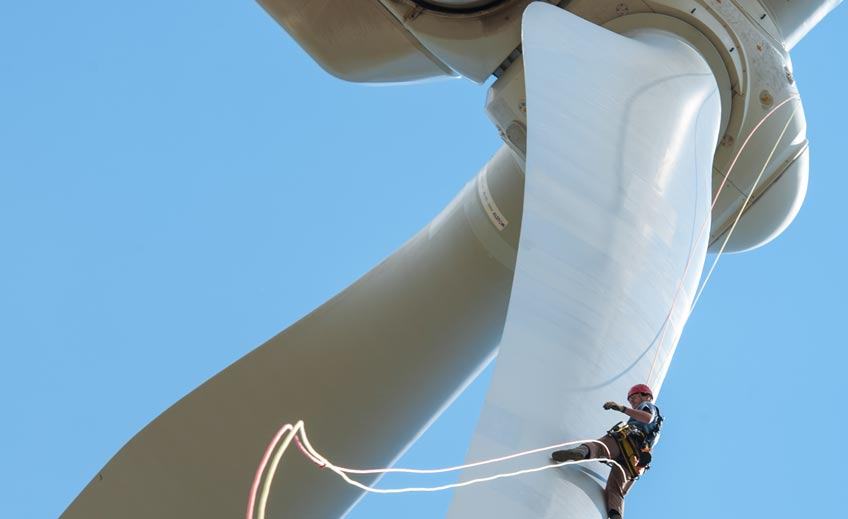 Researchers Help Build Wind's Momentum at AWEA Conference