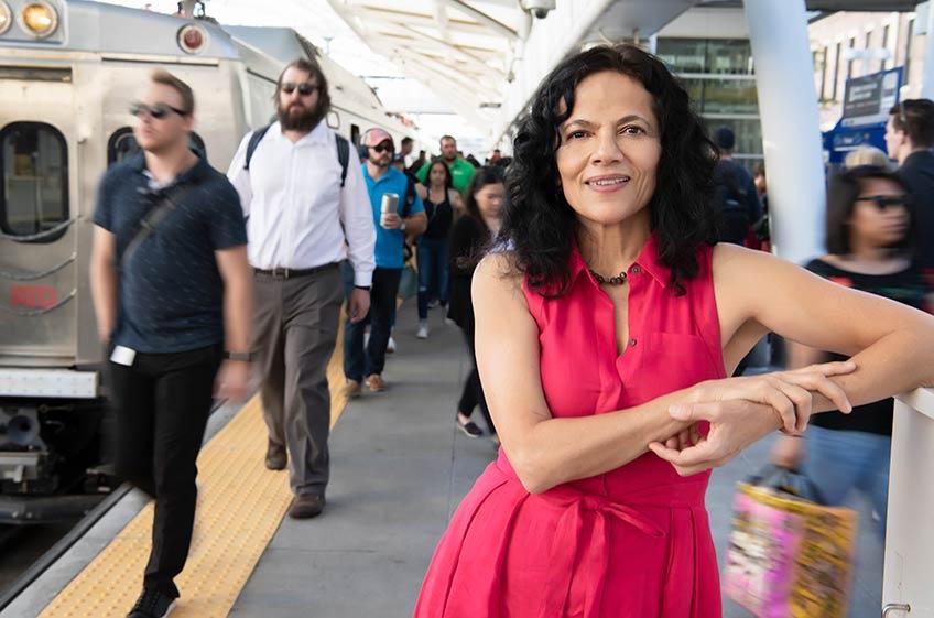 Researcher Spotlight: NREL Behavioral Scientist Paty Romero-Lankao Sees Technology Through a Human Lens