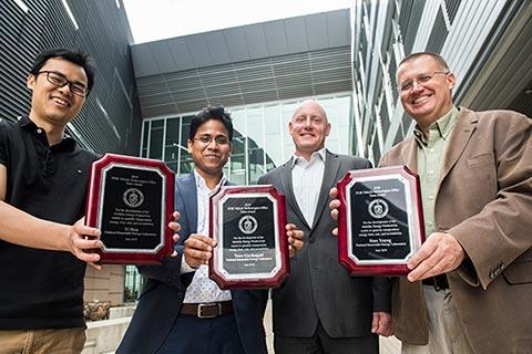 NREL Researchers Garner DOE Awards at Annual Merit Review