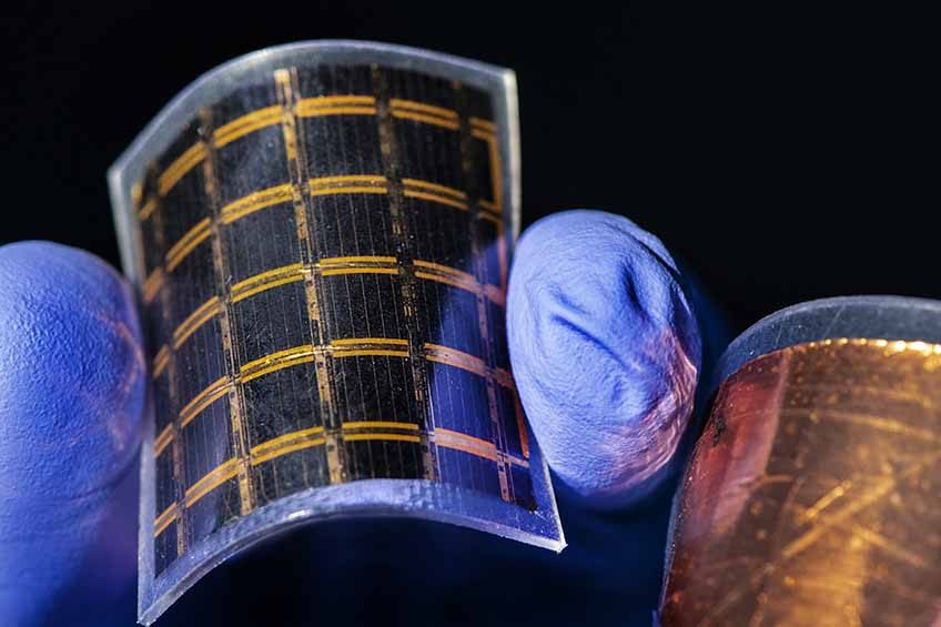 NREL Brings Promising High-Efficiency Solar Cell Down to Earth