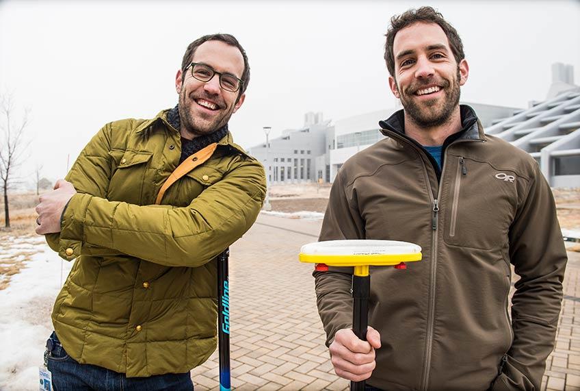 Twin Scientists Advance Understanding of PV Windows
