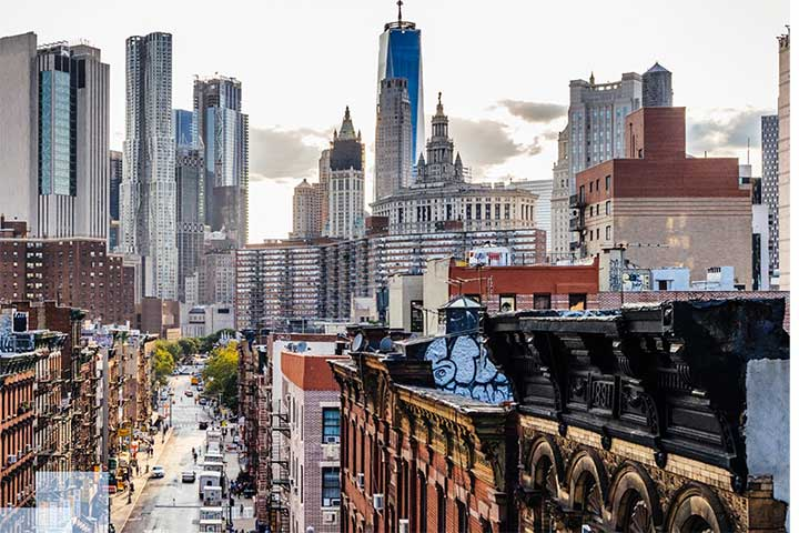 NREL Releases Building Stock Analysis Case Study for New York City