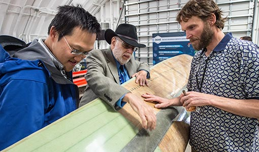 CoMET Brings Together Collaboration in Composite Materials Manufacturing Research