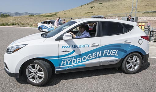 NREL Celebrates National Hydrogen and Fuel Cell Day October 8