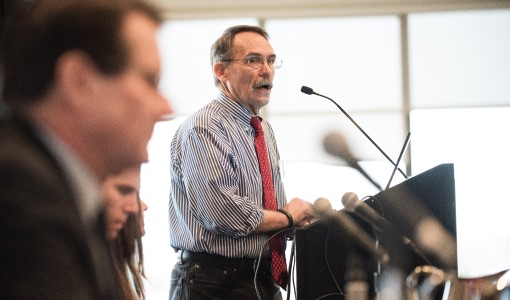 Former NREL Director Charlie Gay Retires from DOE Solar Program