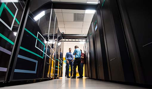 NREL and HPE Team Up to Apply AI for Efficient Data Center Operations