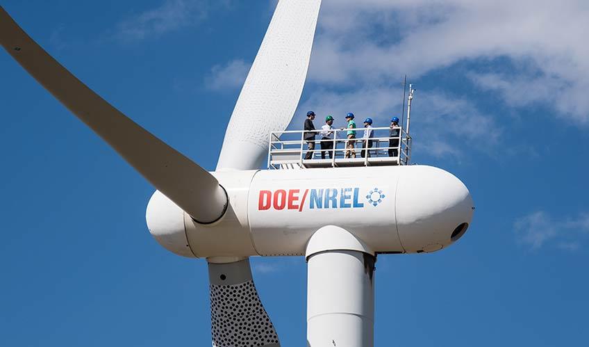 Webinar Series Inspires Tomorrow's Wind Energy Innovators