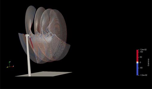 New Open-Source Modeling Tool Enables Design of Large, Flexible Wind Turbines