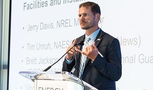 Jerry Davis Q&A: Cutting-Edge Research, Microgrids for U.S. Military, and Ultramarathons