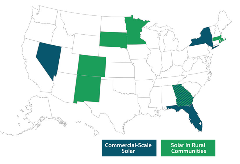 NREL Supports Innovators as They Pursue New Ideas for Rural and Commercial-Scale Solar