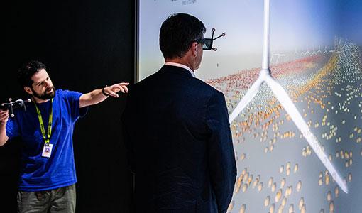 Maximizing Energy Production Looks Like a Breeze