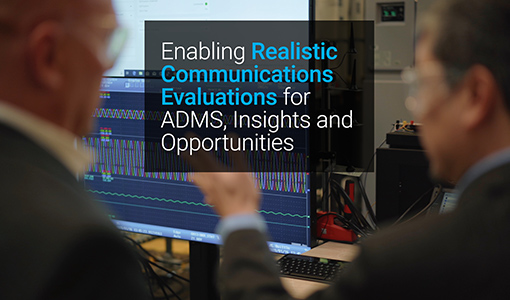 Only at ESIF: Video Shows NREL-Anterix Collaboration for Critical Communications