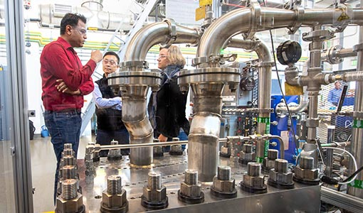 NREL Celebrates a Year of Innovation on National Hydrogen and Fuel Cell Day