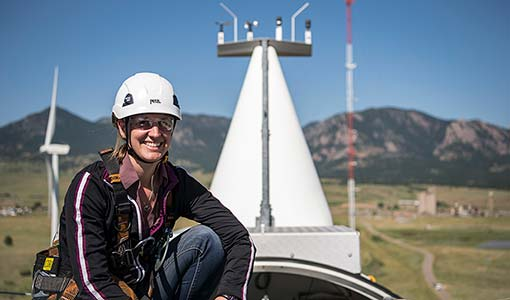 NREL Boosts Speed and Accuracy of Wind Plant Optimization Model