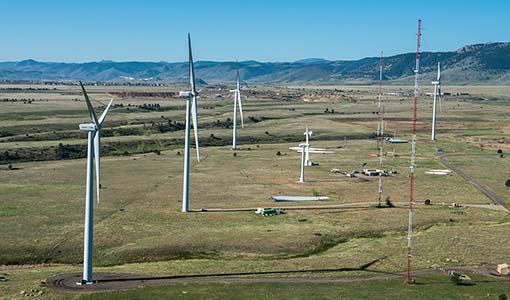 NREL's Top 2020 Wind Program Accomplishments Demonstrate a Clear Vision for Wind Energy Advancement
