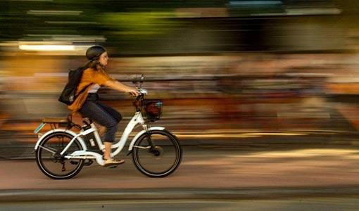 Pilot Program Sheds Light on E-Bike Use Patterns, Energy-Efficiency Benefits