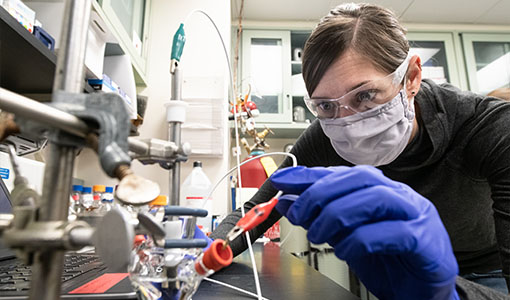 NREL Chemist Wins Award for Electron Bifurcation Research Article